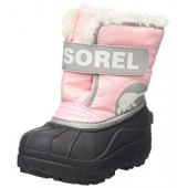 Sorel Girls' Children's Snow Commander, Cupid, Dove, 12 M US Little Kid