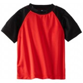 Kanu Surf Little Boys' Contrast Swim Shirt