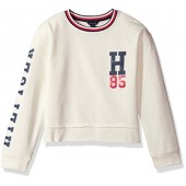 Tommy Hilfiger Big Girls' H85 Pullover Sweater