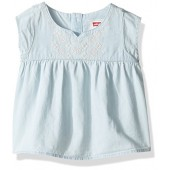 Levi's Baby Girls' Sleeve Peasant Top