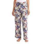 Disney Eeyore Gray Holiday Fleece Sleep Pants