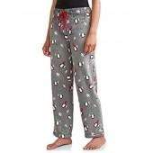 Women's Super Minky Plush Pajama Sleep Pants