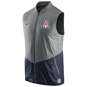 NIKE Arizona Wildcats Hyperelite Full-Zip On-Court Game Vest (Large)