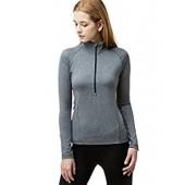 Tesla Women's Winterwear Sporty Slim Fit 1/2 Zip Fleece Lining Pullover XKZ02