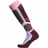 WEIERYA Ski Socks, Warm Knee High Performance Snow Skiing/Snowboard Socks for Men and Women