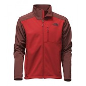 The North Face Men's Apex Bionic 2 Jacket Cardinal Red/Sequoia Red S