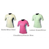 Body Glove Women's Deluxe S/A fitted Rashguards