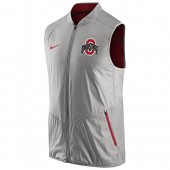NIKE Ohio State Buckeyes Hyperelite Full-Zip On-Court Game Vest (Medium)