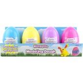 Fun Dough 4-Pack, Easter Eggs Surprise