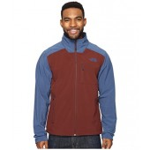 The North Face Men's Apex Bionic 2 Jacket Sequoia Red/Shady Blue M