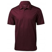 Sport-Tek Mens PosiCharge Active Textured Polo
