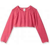 Gymboree Big Girls' Long Sleeve Cardigan Sweater