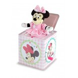Disney Baby Minnie Mouse Jack-in-the-Box, 6.25