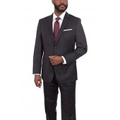 Giorgio Cosani Regular Fit Solid Two Button Wool Suit