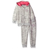 Limited Too Big Girls' 2 Piece French Terry Set (More Styles Available)