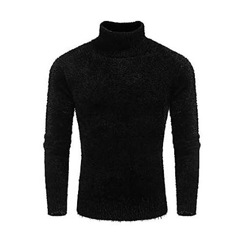 Macondoo Mens Comfortable Tie Dyed Jacquard Long Sleeve Lapel Neck Button Down Shirts