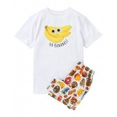 Gymboree Boys' 2-Piece Lounge Pajamas