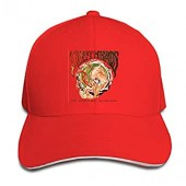 Nydia Dirty-Heads Vintage Baseball Cap Dad Hat Adjustable Black