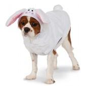 Rubies Costume Bunny Hoodie Pet Costume, XX-Large