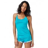 Aeropostale Womens Solid Pajama Sleep Tank Top