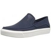 crocs Women's Citilane Roka Slip-On Sneaker   Comfortable Casual Athletic Shoe