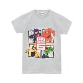 Disney Boys' Big Hero 6 T-Shirt