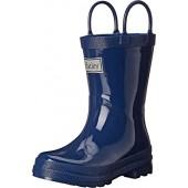 Hatley Kids Mens Solid Rain Boot (Toddler/Little Kid)