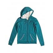 Roxy Women's Trippin Sherpa Zip up Hoodie