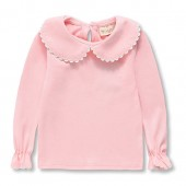 Baby Girls Blouses Kids / Toddler Girl Bottoming Tshirt Children Girl Shirt Tees