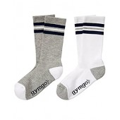 Gymboree Boys' Little Tube Socks (Pack of 2)