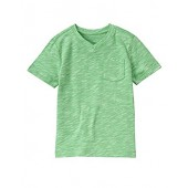 Gymboree Boys' Big V-Neck Pocket Tee