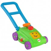 Fisher-Price Laugh & Learn Smart Stages Mower& Vacuum