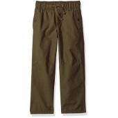 Gymboree Boys' Lined Ripstop Pant