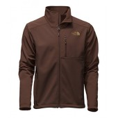 The North Face Men's Apex Bionic 2 Coffee Bean Polyester Blend Jacket 2XL