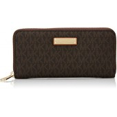 Michael Kors Women's Jet Set Continental Wallet