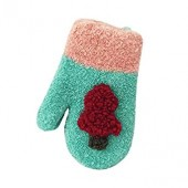 Christmas Gloves,Cute Christmas Tree Warm Baby Boy Girl Winter Gloves