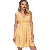 Roxy Women's Angelic Grace Printed Dress