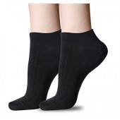 Women's Low Cut Socks,6-Pair Ankle No Show Athletic Short Cotton Casual Socks