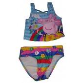 604c2670c228 Fashion Toddler Girls Peppa Pig 2 Piece Swimsuit
