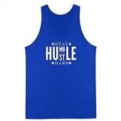 Stay Humble Hustle Hard Mens Tank Top