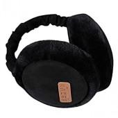 Swyss Winter Unisex Outdoor Windproof Ear Warmers Headband Fleece Cute Cartoon Foldable Earmuffs