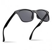 Dollger 편광 웨이퍼러 선글라스 클럽마스터 뿔 테두리 금속 프레임 안경