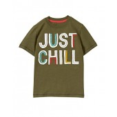 Gymboree Boys Just Chill Tee