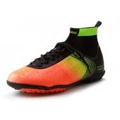 T&B Kids Football Boots Turf Boys Soccer Cleats Shoes(Big Kid) No.77022B