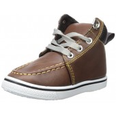 Chillipop Shoes Boys High Top Sneakers: Workboot Style for Toddlers/Little Kids