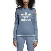 Adidas Women Originals Cutout Sweater
