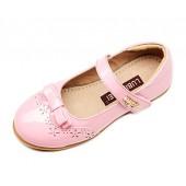 Always Pretty Little Girls Ballet Ballerina Flats Princess Shoes Flower Girl Dress Shoes (Toddler/Little Kid/Big Kid)