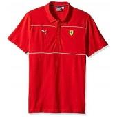 PUMA Men's Scuderia Ferrari Polo