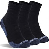 No Show Athletic Socks, ZEALWOOD Unisex Merino Wool Moisture Wicking Ultra-Light Running Socks,1/3 Pairs