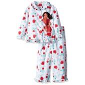 Disney Girls' Elena 2-Piece Pajama Coat Set